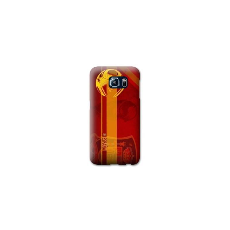 Coque pour Samsung Galaxy S8 Plus + Espagne