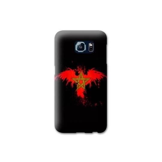 Coque pour Samsung Galaxy S8 Plus + Maroc