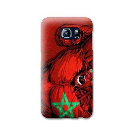 Coque Samsung Galaxy S8 Plus + Maroc