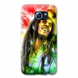Coque Samsung Galaxy S8 Plus + Bob Marley