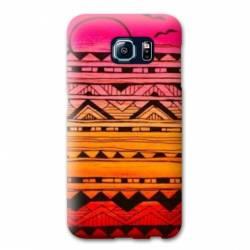 Coque Samsung Galaxy S8 Plus + motifs Aztec azteque