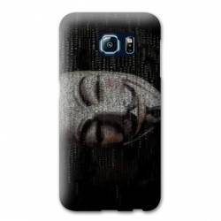 Coque Samsung Galaxy S8 Plus + Anonymous