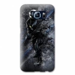 Coque Samsung Galaxy S8 Plus + pompier police