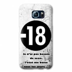 Coque Samsung Galaxy S8 Plus + Humour