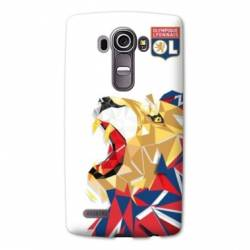 Coque Huawei Mate 9 License Olympique Lyonnais OL - lion color