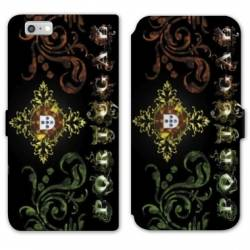 RV Housse cuir portefeuille Iphone 6 / 6s Portugal