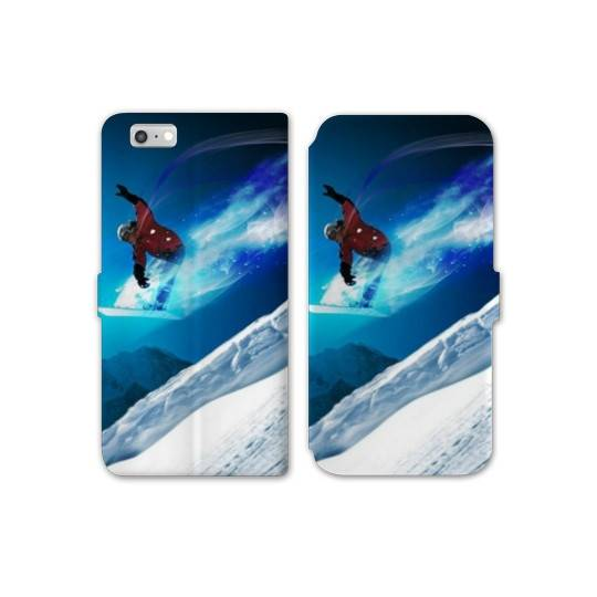 Rv housse cuir portefeuille iphone 6 6s sport glisse for Housse cuir iphone 6