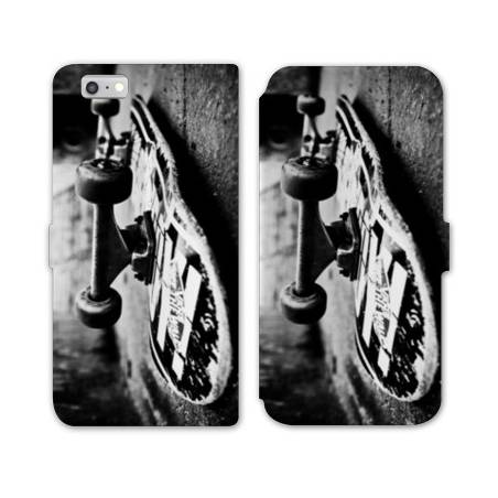 RV Housse cuir portefeuille Iphone 6 / 6s Sport Glisse