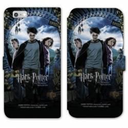 RV Housse cuir portefeuille Iphone 6 / 6s WB License harry potter D