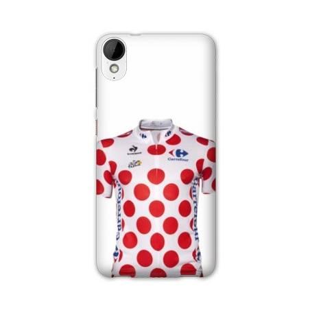 Coque HTC Desire 825 Cyclisme