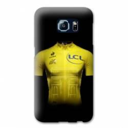 Coque Samsung Galaxy S6 Edge Cyclisme
