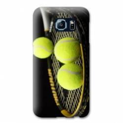 Coque Samsung Galaxy S6 Tennis