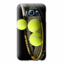 Coque Samsung Galaxy S6 Edge Tennis