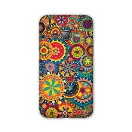 Coque Samsung Galaxy J3 (2016) Psychedelic