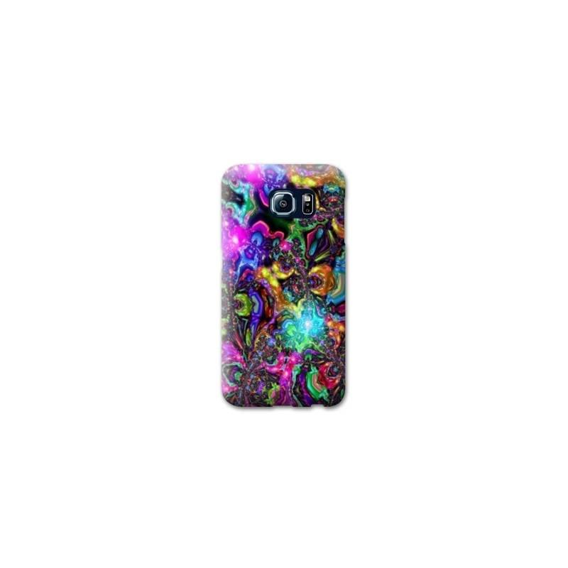 Coque Samsung Galaxy S8 Psychedelic