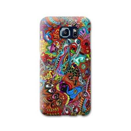 Coque Samsung Galaxy S7 Psychedelic