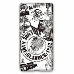 Coque OnePlus X Grunge