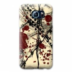 Coque Samsung Galaxy S6 Edge Grunge