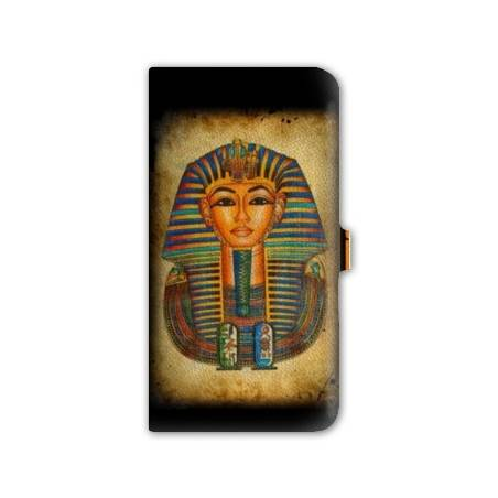 Housse cuir portefeuille Iphone 7 Egypte