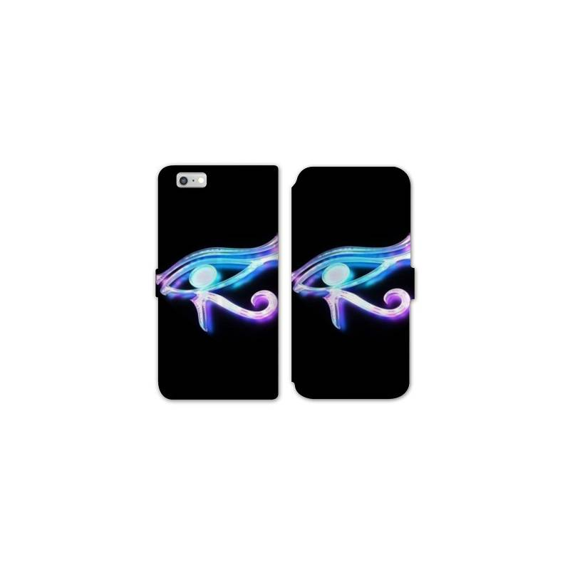 Rv housse cuir portefeuille iphone 6 6s egypte for Housse cuir iphone 6