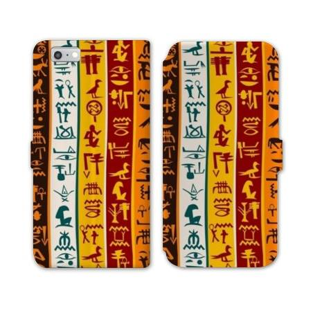 RV Housse cuir portefeuille Iphone 7 Egypte