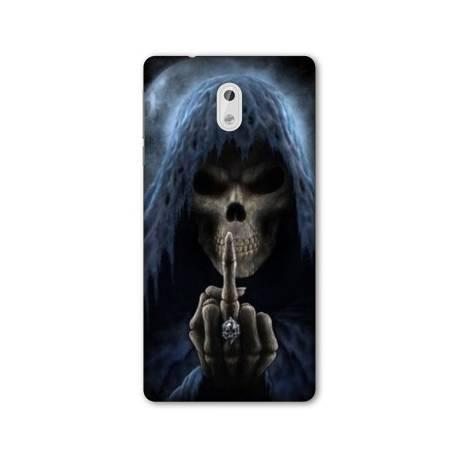 Coque Nokia 3 - N3 tete de mort