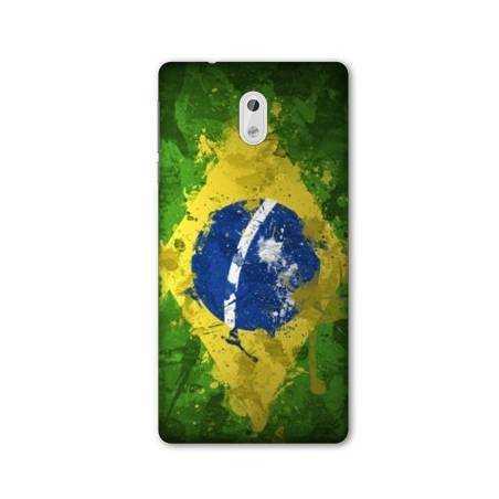 Coque Nokia 3 - N3 Bresil