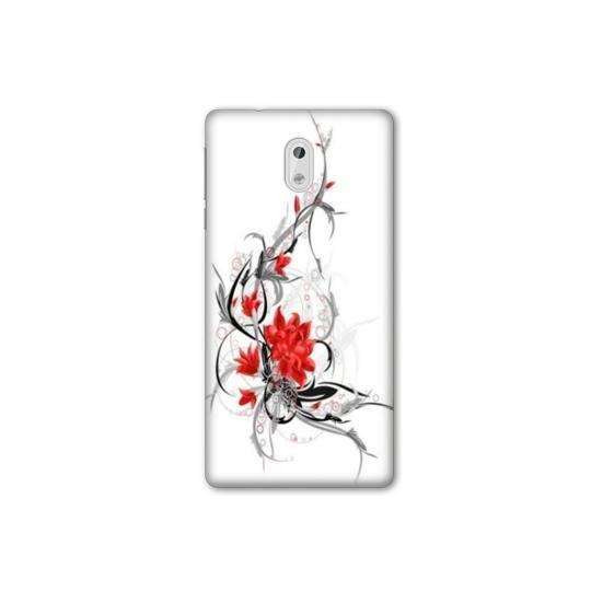 Coque Nokia 3 - N3 fleurs