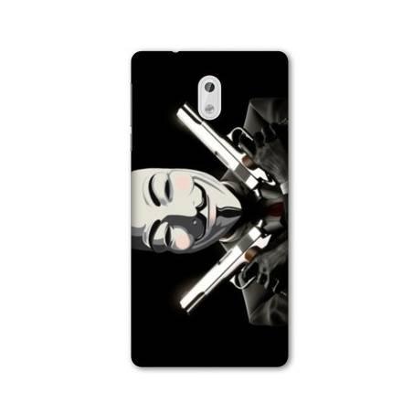 Coque Nokia 3 - N3 Anonymous