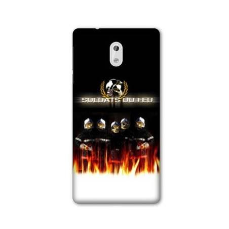 Coque Nokia 3 - N3 pompier police