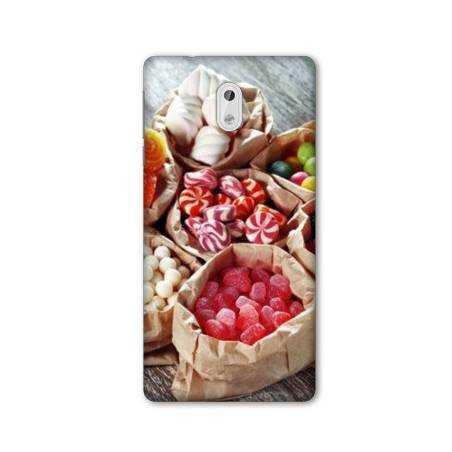 Coque Nokia 3 - N3 Gourmandise