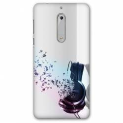 Coque Nokia 5 - N5 techno