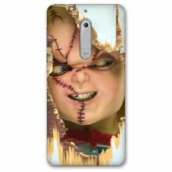 Coque Nokia 5 - N5 Horreur