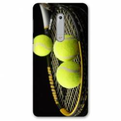 Coque Nokia 5 - N5 Tennis