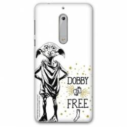 Coque Nokia 5 - N5 WB License harry potter dobby