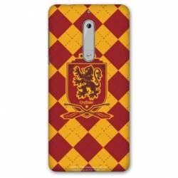 Coque Nokia 5 - N5 WB License harry potter ecole