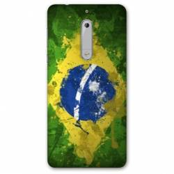 Coque Nokia 6 - N6 Bresil