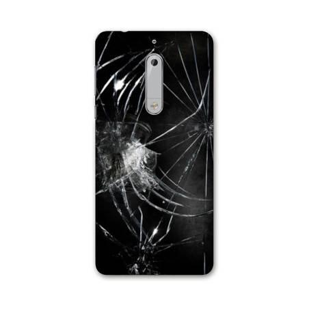Coque Nokia 6 - N6 Trompe oeil