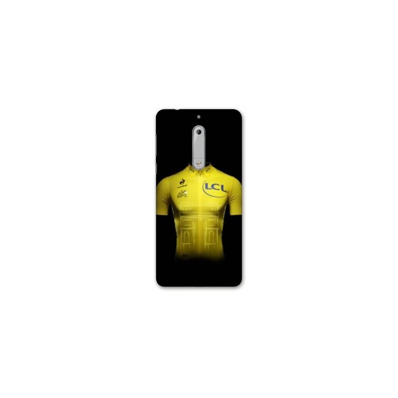Coque Nokia 6 - N6 Cyclisme