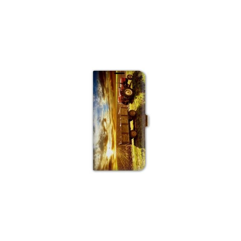 Housse cuir portefeuille iphone 6 6s agriculture for Housse cuir iphone 6