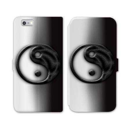 RV Housse cuir portefeuille Iphone 8 Zen