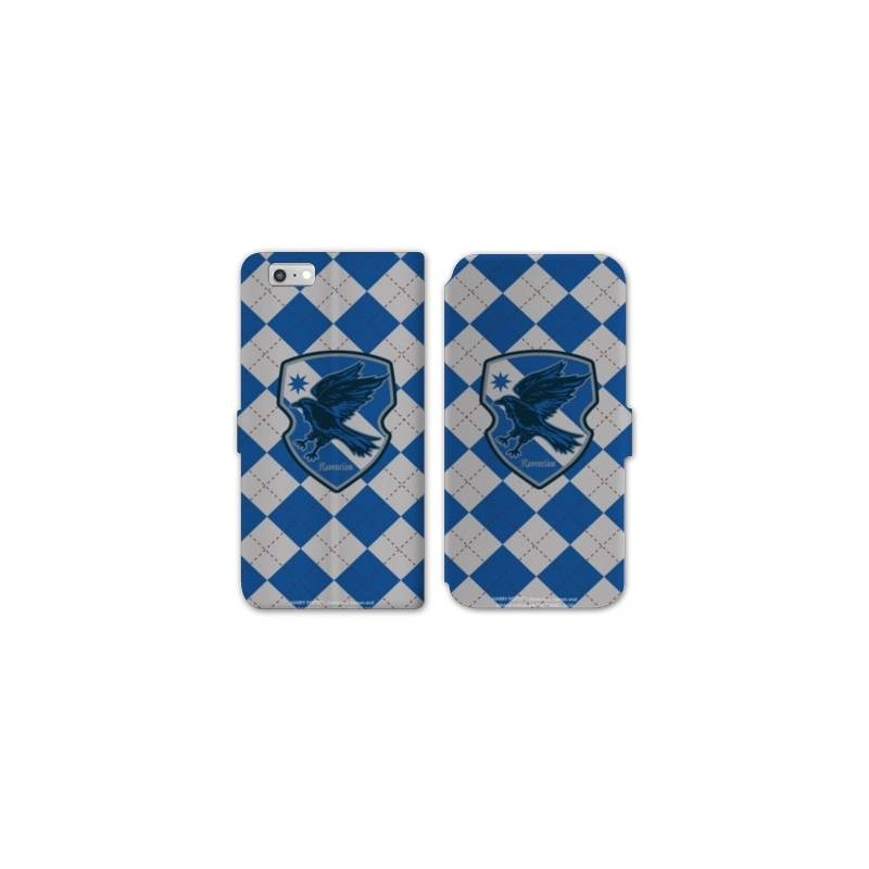 Rv housse cuir portefeuille iphone 8 wb license harry for Housse iphone 8