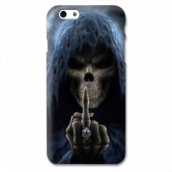 Coque Iphone 8+ / 8 plus tete de mort