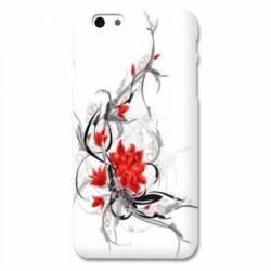 Coque Iphone 8+ / 8 plus fleurs