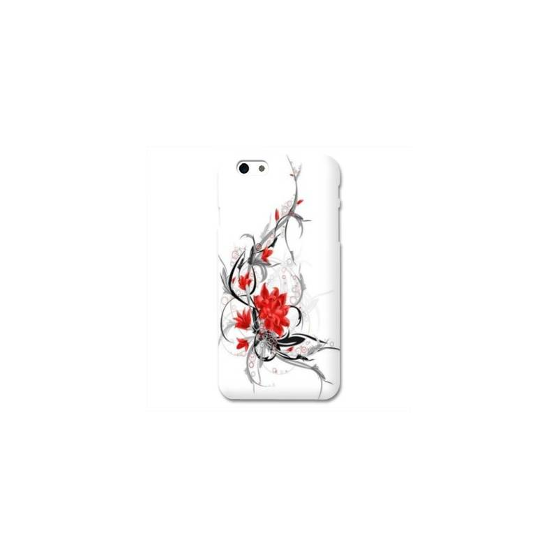 coque fleur iphone 8 plus