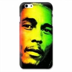 Coque Iphone 8+ / 8 plus Bob Marley