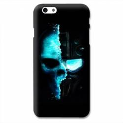 Coque Iphone 6 / 6s tete de mort