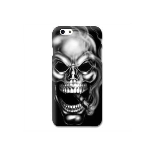 Coque Iphone 6 tete de mort