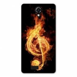 coque Wiko jerry2 / jerry 2 Musique