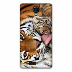 coque Wiko jerry2 / jerry 2 felins